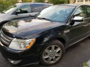 2009 Ford Taurus Limited fully loaded