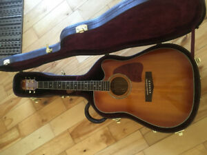 Accoustic/Electric guitar Ibanez