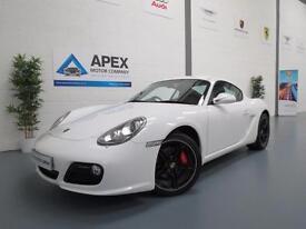 2010/10 Porsche Cayman 3.4S Manual + Sat Nav + Low Mileage + Superb Condition