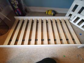 Kids cot bed frame