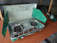Coleman Propane Campstove In great condition