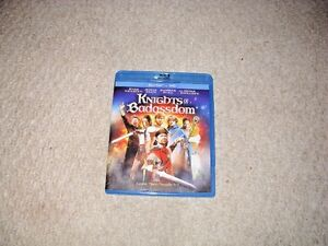 KNIGHTS OF BADASSDOM BLURAY AND DVD COMBO SET FOR SALE!
