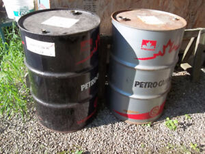 Need a Burning Drum? ONE LEFT