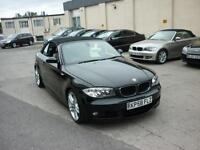 2008 BMW 120 2.0 i M Sport Convertible Finance Available