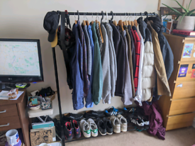 Clothes Rail Stand