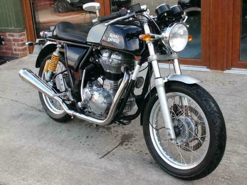 Royal Enfield Bullet Cafe Racer | in Rugeley, Staffordshire | Gumtree