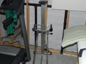 Total Gym with 60 different exercises possible - $175 OBO