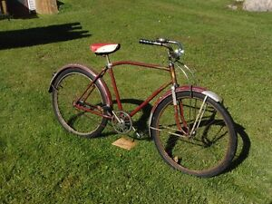 antique bicycles and collectables