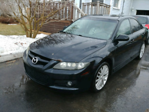 Mazdaspeed 6 Turbo AWD