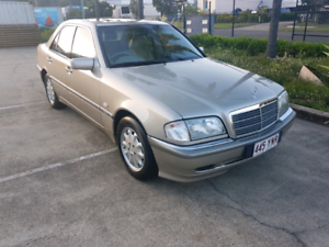 Mercedes Benz C240 Elegance 1999 sedan