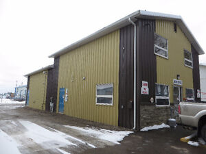 Industrial Building on 1 Acre-Rocky Mountain House MLS#CA0079094