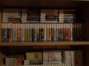 492 handheld games for PSP AND NINTENDO and Systems!