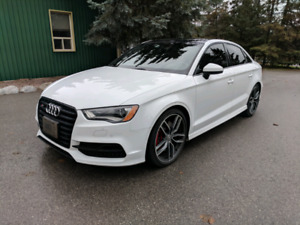 2016 Audi S3 Technik Hassle Free Lease Takeover
