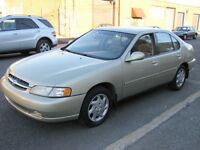 1998 Nissan Altima GXE (( AUT./4cyl./40,804km /air /super BIJOUX