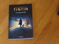 livre /LES AVENTURES DE TINTIN / littérature auteur
