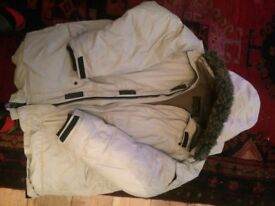 Mens Timberland winter coat XL