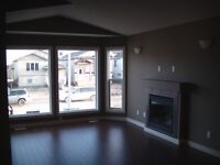 Newer 3 bedroom with fireplace immediate possession