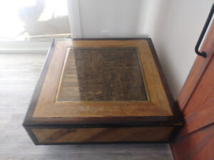 Gorgeous Square Coffee Table