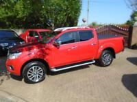 2017 67 Reg Nissan Navara 2.3dCi ( EU6 ) Double Cab 4WD Pickup Tekna NO VAT