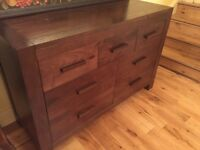 Sideboard (solid wood)