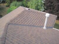 Replacement and Repair Shingles and Flat Roof