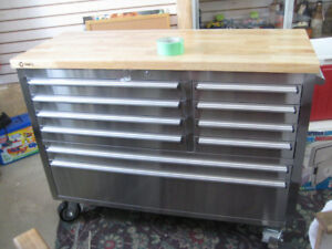 NEW - Tool Cabinet - on Wheels