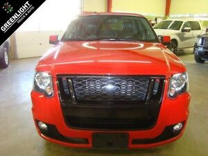 2009 Ford Sport Trac Adrenalin 4.6L AWD Leather