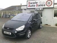 2010 FORD S-MAX TITANIUM TDCI 2L - 7 SEATER - 58,184 MILES -FULL SERVICE HISTORY
