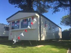 Static Caravan Whitstable Kent 2 Bedrooms 6 Berth Willerby Caledonia 2014