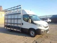 2016 IVECO DAILY MWB HIGH ROOF 6 SPEED 130 BHP TDI FITTED WITH