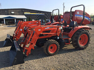 Kioti NX4510 With Loader