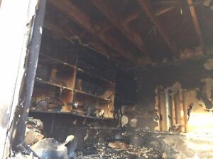 fire victims looking for home asap