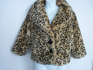 Faux (Fake) Fur Jackets and Coats Peterborough Peterborough Area image 3