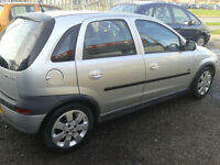 2002 Vauxhall Corsa 1.2i 16v SXi...( £995 or BEST OFFERS )