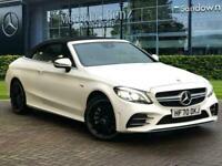 2020 Mercedes-Benz C-CLASS Mercedes-AMG C 43 4MATIC Cabriolet Auto Cabriolet/Roa