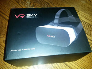 VR Sky Android virtual reality headset