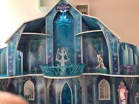 Frozen dolls house