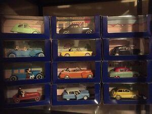 Collection de tintin