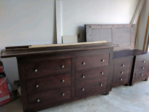 Mennonite Bedroom Set