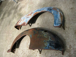 1940 Ford Passenger Car Rear Fenders Regina Regina Area image 1