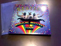 Rare The Beatles Magical Mystery Tour Double EP