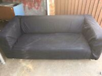 IKEA KLIPPAN SOFA REMOVABLE COVER ** FREE DELIVERY AVAILABLE **
