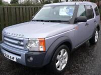 Land Rover Discovery 3 2.7TD V6 auto 2008 HSE Service History