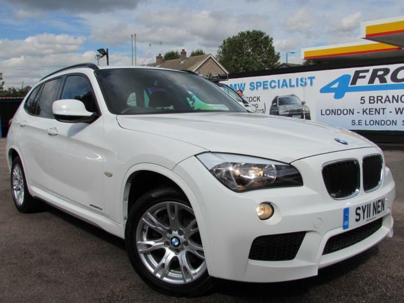 2011 bmw x1 xdrive 20d m sport 6 speed manual 4x4 diesel. Black Bedroom Furniture Sets. Home Design Ideas