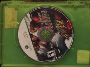 Selling Xbox 360, 7 games, (No Controllers)