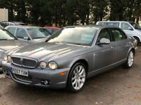 Jaguar XJ Series 2.7TDVi auto XJ Sovereign LWB [2007-57]