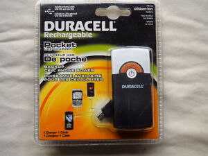 Duracell USB Pocket Charger