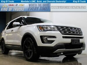 2016 Ford Explorer Limited | Nav | 8 Passenger