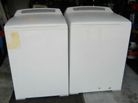 Washer and Dryer by Fisher & Paykel  Moving