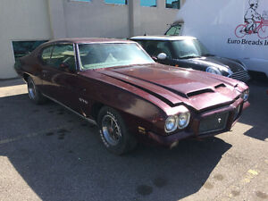 IT IS BACK BABY!! MY 1971 GTO